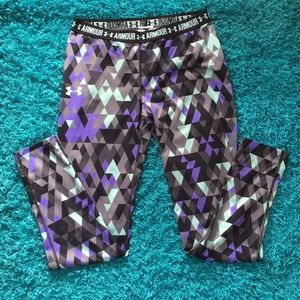 Under Armour track pants